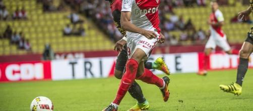 Ieri l'Inter ha voluto osservare da vicino l'astro nascente del Monaco Mbappè (fonte: as Monaco)