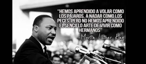 Martin Luther King. – Cumorah- Discurso abierto