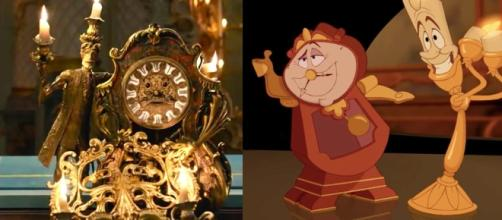 New 'Beauty and the Beast' cast compared to the original animated ... - thisisinsider.com