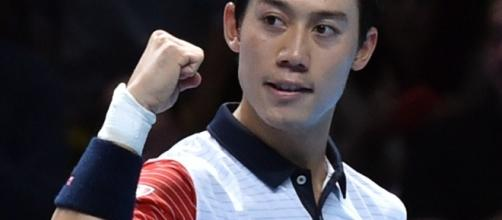 Nishikori makes winning debut in ATP World Tour Finals - CNN.com - cnn.com