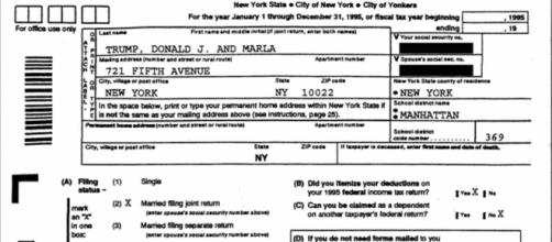 One year of Trump's tax returns were just revealed. Now we know ... - thinkprogress.org