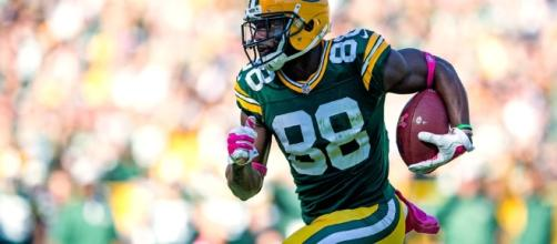 Packers wide receiver Ty Montgomery exits game with injury | SI.com - si.com
