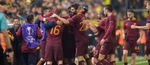 Roma-Lione live su canale8? la decisione definitiva