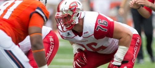 Scouting Report: Forrest Lamp, OG, Western Kentucky 2017 NFL Draft - draftblaster.com