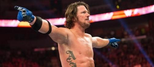 The AJ Styles being fired storyline has taken a new turn. - WWE