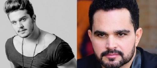 TV Globo cogita colocar Luan Santana e Luciano no The Voice Kids (Foto: Reprodução)