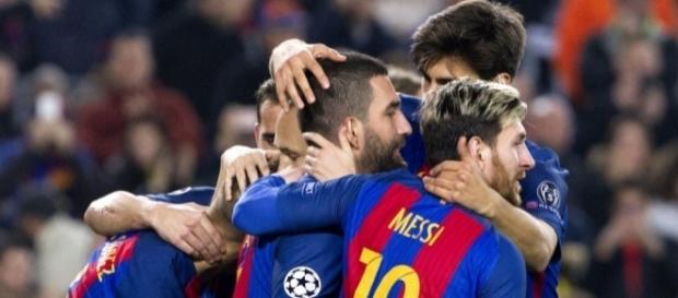 ANTENA 3 TV   Arda Turan lidera la goleada balsámica del Barcelona ... - antena3.com