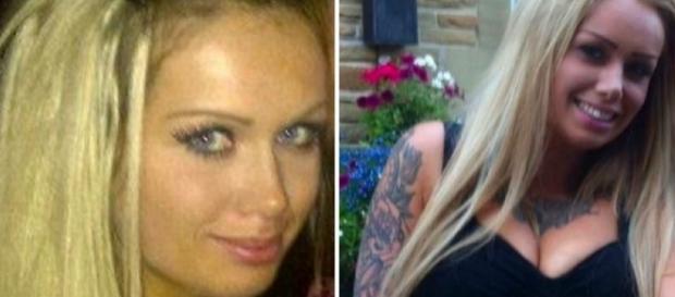Daniella Hirst foi apanhada com o namorado Craig Smith