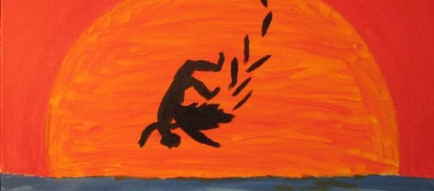 Falling Icarus by RaychulWhatsername on DeviantArt - deviantart.com