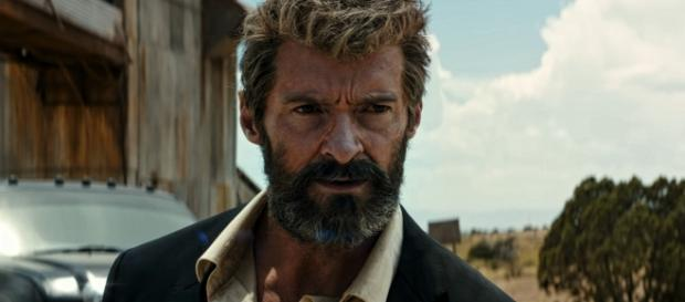 "Hugh Jackman nel film ""Logan - The Wolverine"""