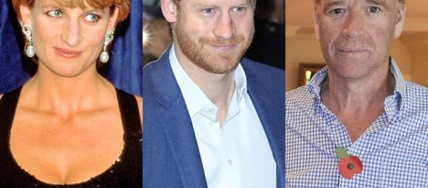 James Hewitt, ancien partenaire de Lady Diana, père du prince Harry?