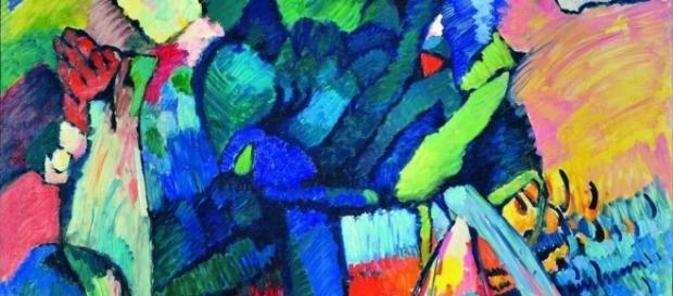 La Russia di Kandinskij al Mudec di Milano   Artribune - artribune.com