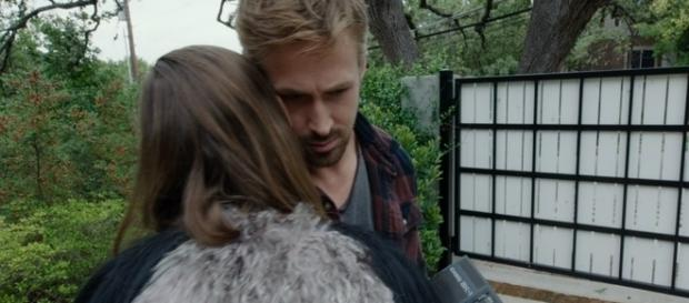 """Lykke Li y Ryan Gosling interpretan a una pareja en la película de Malick, """"Song to Song""""."""