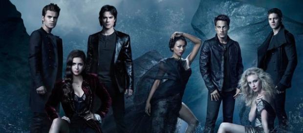 Nova série derivada de The Vampire Diaries