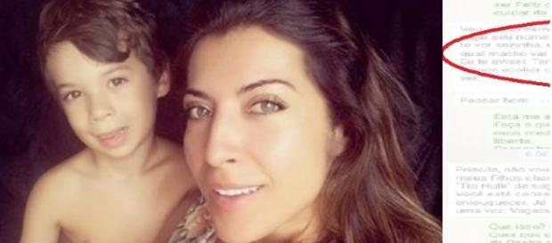 Priscila Pires sai em defesa de atual companheiro na acusação de estupro de seus filhos