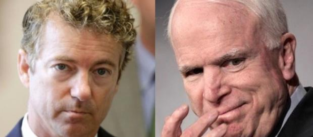 "Rand Paul Attacks John McCain, Labels Him as a ""Warmonger"" - conservativetribune.com"