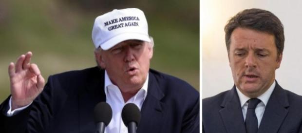 Renzi avrebbe cercato di incontrare Trump durante il recente viaggio negli Usa