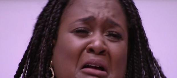 Roberta chorou muito ao deixar a casa