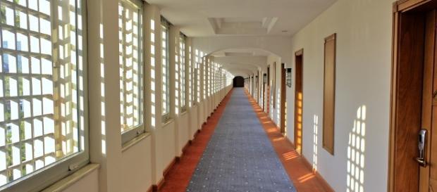 Una foto di un Hotel di Lusso di recente costruzione