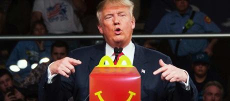 Donald Trump's Favorite McDonald's Food Is Apparently the 'Fish ... - grubstreet.com