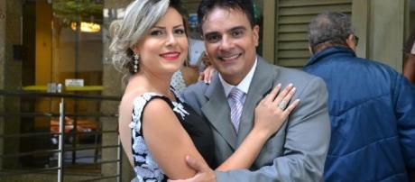 Guilherme de Pádua se casou nesta terça-feira (14) com Juliana Lacerda. (reprodução: Facebook)