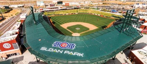 2016 Chicago Cubs Spring Training - prosportsdaily.com