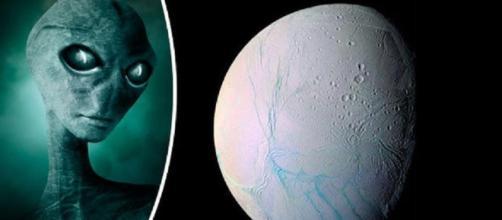 Ci sono Alieni sulla Luna di Saturno?