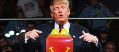 Donald Trump's Favorite McDonald's Food Is Apparently the 'Fish ... - grubstreet.com