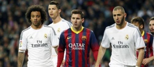 En Ligue des champions, au XXIe siècle, le Barça et le Real sont ... - eurosport.fr