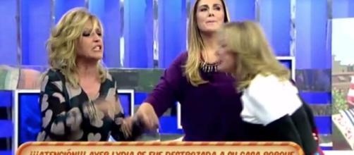 """Fuerte pelea entre Mila Ximénez y Lydia Lozano: """"No aguanto tu ... - bekia.es"""