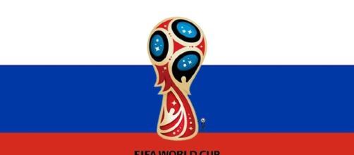 Il logo dei prossimi Mondiali 2018