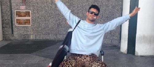 Juan Fran Sierra rientra in Italia e chiede di non essere offeso