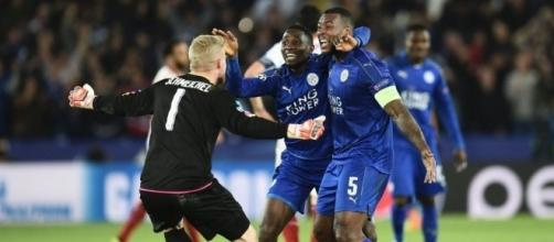 Leicester City 2, Sevilla 0: Foxes keep Champions League dream ... - cityam.com