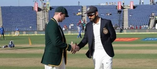 Live Cricket Score India vs Australia, - ndtv.com BN support