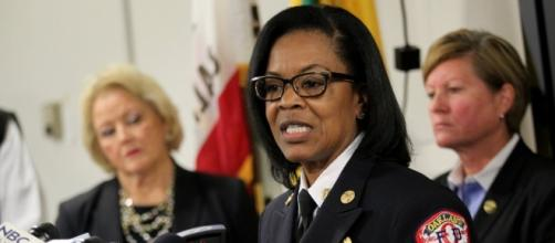 Oakland Fire Chief Teresa DeLoach Reed has resigned in the wake of warehouse fire. (Photo: Pinterest.com)