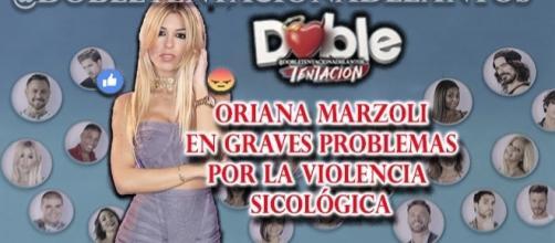 Oriana podría ser demandada en Chile