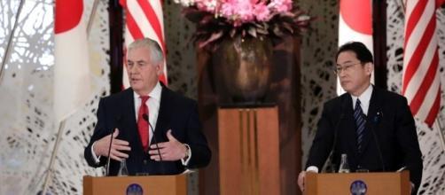 Secretary Tillerson: Last 20 years of North Korea policy were a ... / Photo by CNN.com via Blasting News library