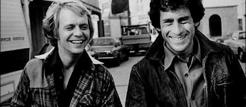 Starsky & Hutch PAUL GLASER DAVID SOLBERG