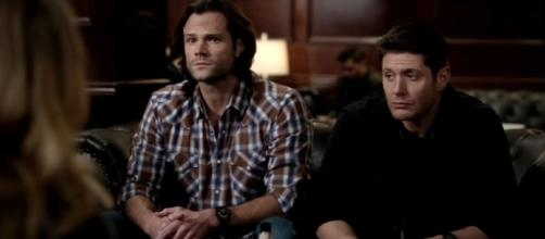 When will 'Supernatural' season 12 return to screens? [Image via YouTube/https://youtu.be/LVmDbEMlOic]