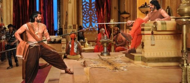 Baahubali 2's Teaser Date Revealed? - DesiMartini - desimartini.com