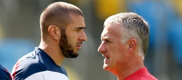 CLASH : Benzema descend Deschamps !