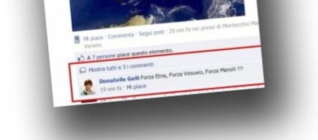 Condannata la consigliera Galli della Lega Nord per post anti Meridione