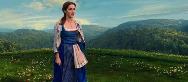 Emma Watson nei panni di Belle (culturaeculture.it)