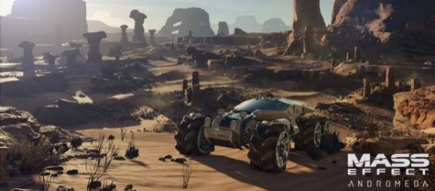 Mass Effect: Andromeda (Game) - Giant Bomb - giantbomb.com