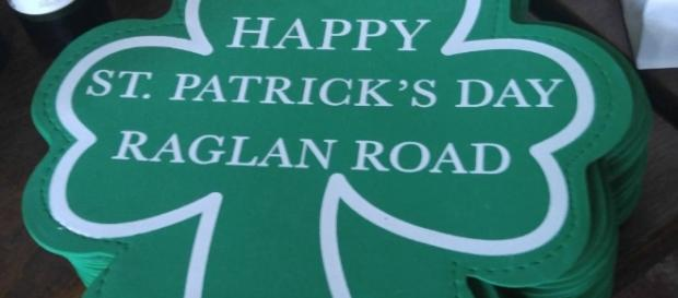 Raglan Road is the perfect St. Patrick's Day celebratory spot. (Photo by Barb Nefer)
