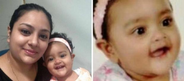 Sofina Nikat está sendo acusada pela morte da bebê Sanaya