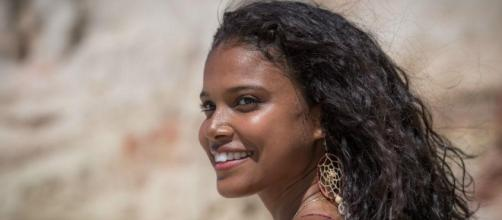 Aline Dias como Joana em Malhação
