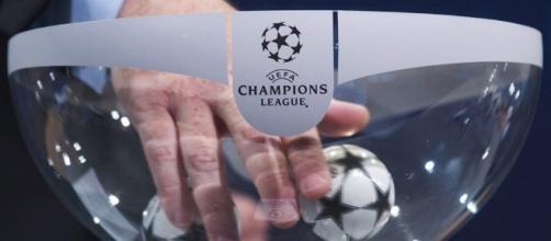 Diretta sorteggi Champions League: seguila su SpazioJ - spazioj.it