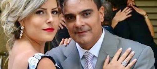Guilherme de Pádua casa no Civil e já tem data para casamento no religioso. Esposa diz que está disposta a enfrentar as críticas