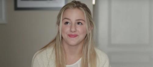"Is Chloe Lukasiak replacing Abby Lee Miller in new ""Dance Moms"" installment? (via YouTube - Chloe Lukasiak)"